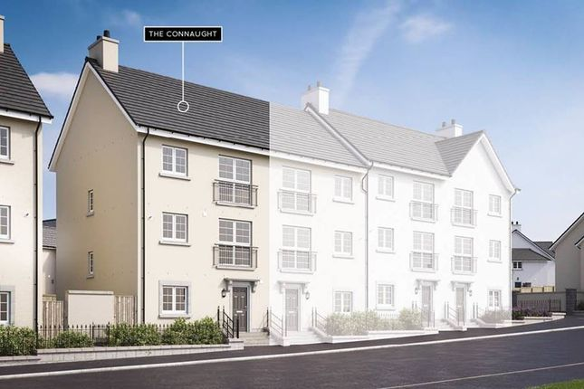 "Thumbnail Terraced house for sale in ""The Connaught"" at Danestone, Aberdeen"