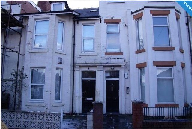 Thumbnail Terraced house to rent in Grosvenor Road, Newcastle Upon Tyne, Tyne And Wear