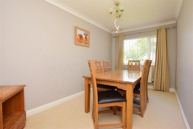Dining Room of Ladygarne Road, West Hougham, Dover, Kent CT15