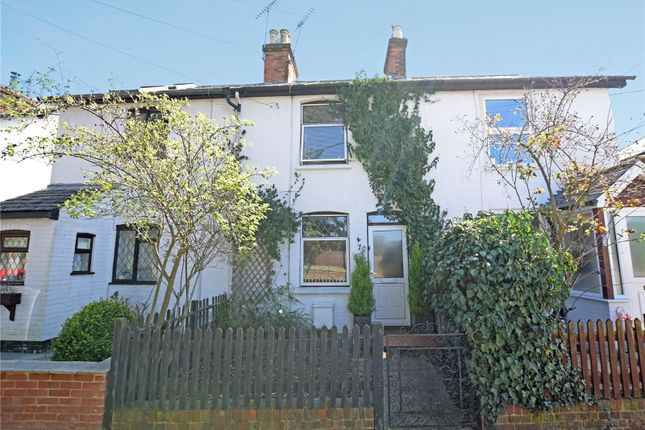 Thumbnail Terraced house to rent in Bedford Lane, Frimley Green, Camberley, Surrey