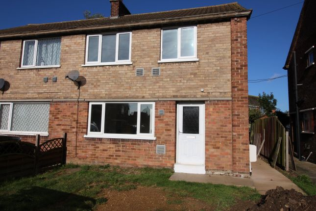 Thumbnail Semi-detached house to rent in Great Close, South Witham, Grantham