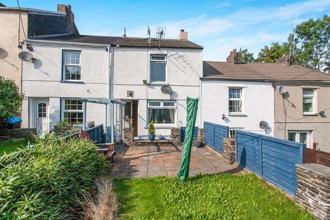 Thumbnail Terraced house for sale in Harriet Town, Troedyrhiw, Merthyr Tydfil
