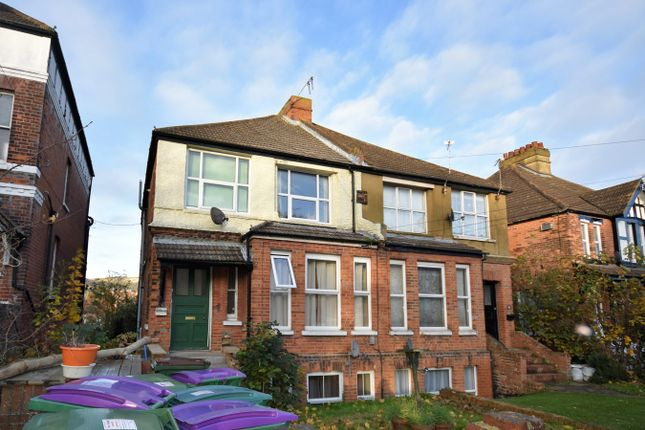 Thumbnail Property for sale in St Johns Church Road, Folkestone