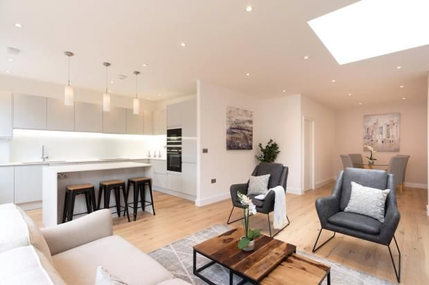 Thumbnail Flat for sale in St Johns Road, London