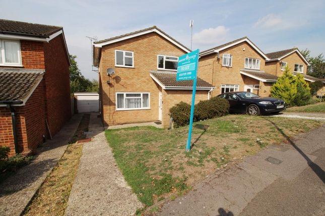 Thumbnail Detached house to rent in Calder Close, Tilehurst, Reading