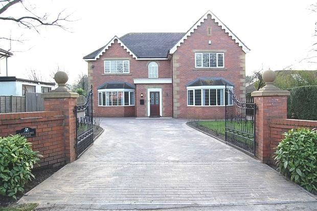 Thumbnail Property for sale in Garstang Road, Poulton Le Fylde
