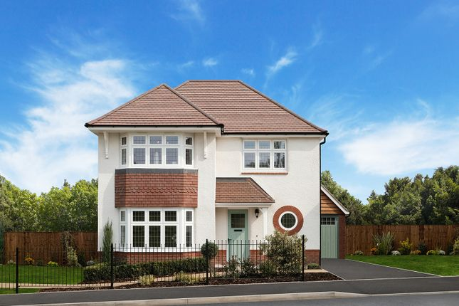 Thumbnail Detached house for sale in The Uplands, Wolverhampton Road, Shifnal, Shropshire