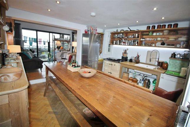 Kitchen of High Street, Borth, Ceredigion SY24