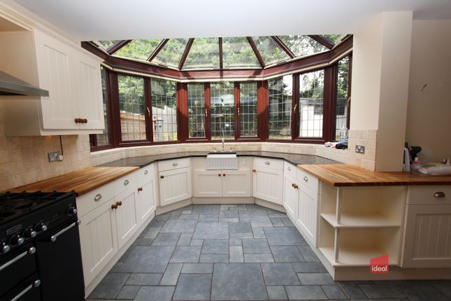 Thumbnail End terrace house to rent in The Shrubberies, Chigwell
