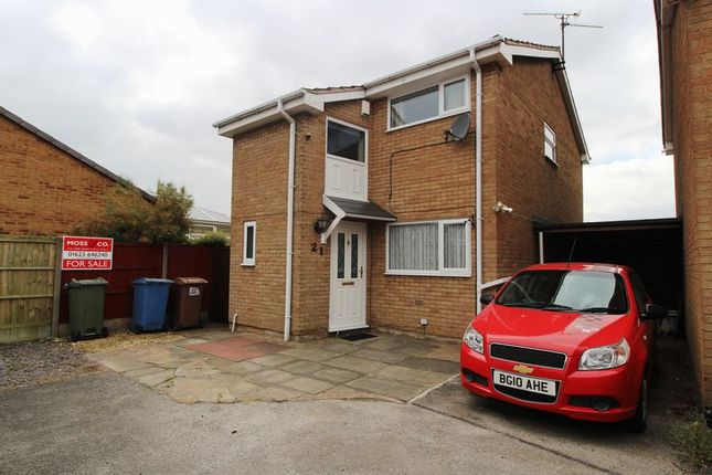 Thumbnail Detached house for sale in Crosby Close, Forest Town, Mansfield