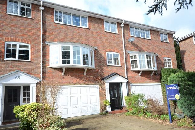 Thumbnail Terraced house for sale in Kings Road, Henley-On-Thames, Oxfordshire