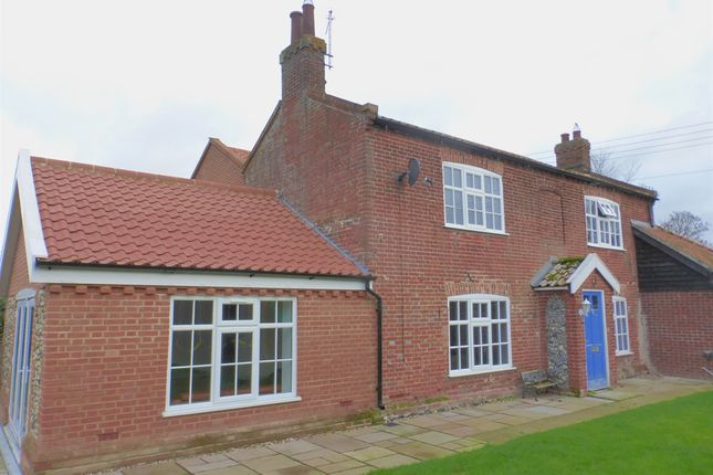 Thumbnail Detached house for sale in Eccles Road, East Harling, Norwich
