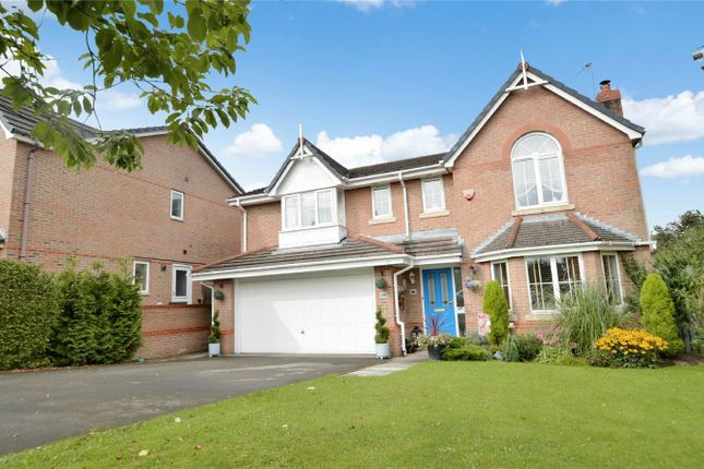 Thumbnail Detached house for sale in Hall Pool Drive, Offerton, Stockport, Cheshire