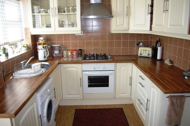 Thumbnail End terrace house to rent in Poppy Close, Ipswich