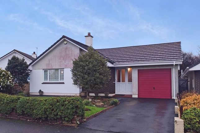 3 bed detached bungalow for sale in Trethiggey Crescent, Quintrell Downs, Newquay TR8