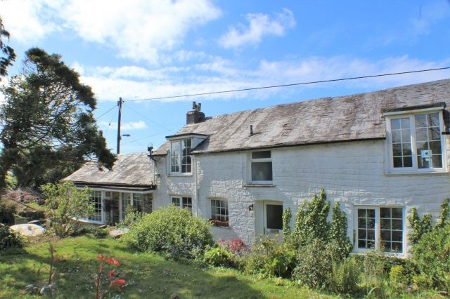 Thumbnail Semi-detached house for sale in St. Kew, Bodmin