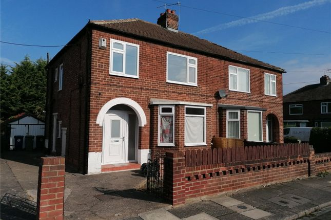 Thumbnail Semi-detached house to rent in Cranford Avenue, South Bank, Middlesbrough