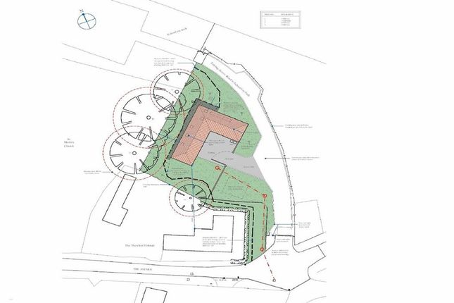 Thumbnail Land for sale in East Ravendale, Grimsby