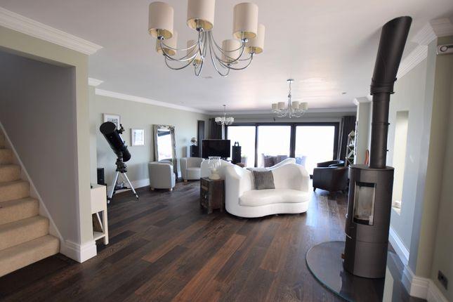 Living Room of Old Martello Road, Pevensey Bay BN24