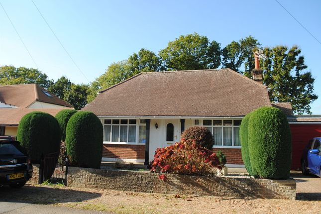 Thumbnail Detached bungalow for sale in The Byeway, Bexhill-On-Sea