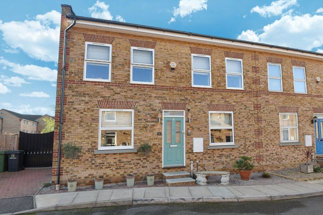 Thumbnail Semi-detached house for sale in Woodcroft Mews, London