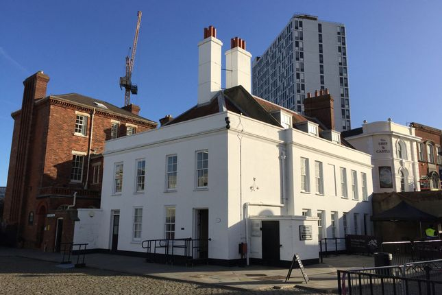 Thumbnail Office to let in Ground Floor, Porters Lodge, College Road, Portsmouth