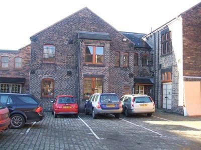 Thumbnail Office to let in Office 5, First Floor, The Courthouse, 72A Moorland Road, Burslem, Stoke On Trent, Staffs