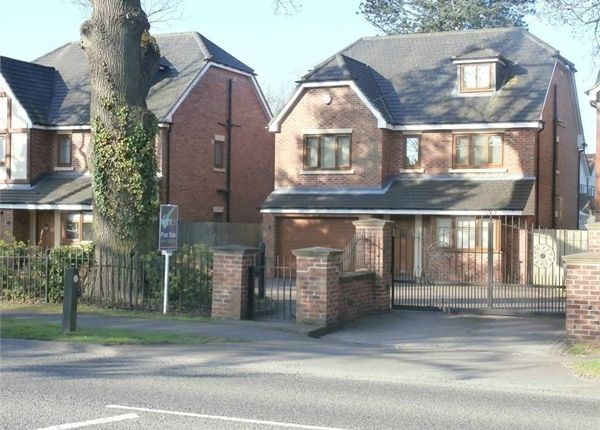 Thumbnail Detached house for sale in Kenilworth Road, Balsall Common, Solihull