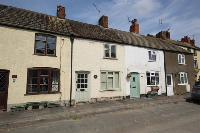Thumbnail 2 bedroom terraced house for sale in Walkmill Lane, Kingswood, Wotton Under Edge, Gloucestershire