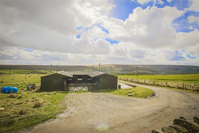 Thumbnail Semi-detached house for sale in Tunstead, Bacup, Lancashire