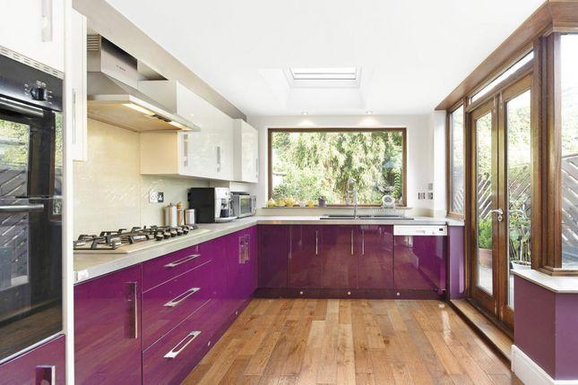 Kitchen of Waldeck Road, London W4