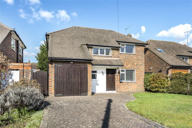 Detached house for sale in Norman Crescent, Pinner, Middlesex