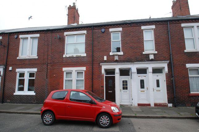 Main Exterior of Revesby Street, South Shields NE33