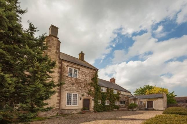 Thumbnail Detached house for sale in Cannington, Bridgwater, Somerset