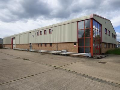 Thumbnail Light industrial to let in 28 Burrel Road, St. Ives, Cambridgeshire
