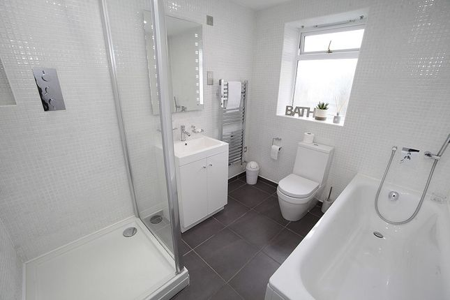 Bathroom of Crawshay Court, Langland Bay Road, Langland, Swansea SA3