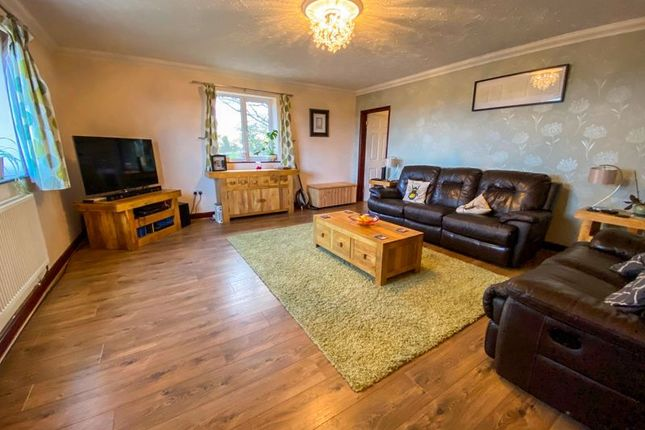 Lounge of Council Houses, Fox Hill, East Ruston, Norwich NR12