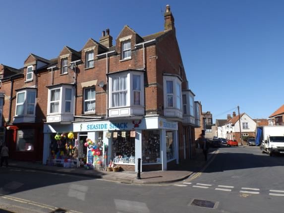 Thumbnail Flat for sale in Cromer, Norfolk