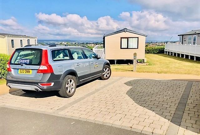 Double Driveway of Kestrel Heights, Sandy Bay, Exmouth EX8