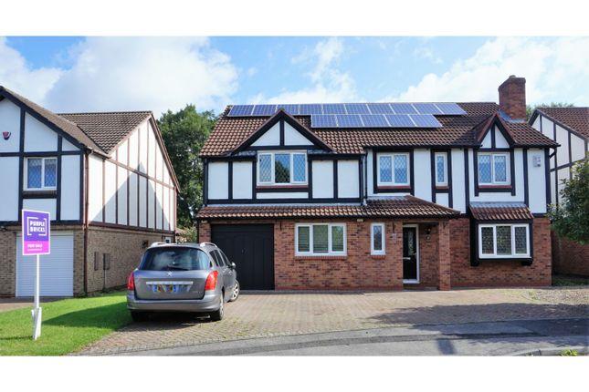 Thumbnail Detached house for sale in Thatch Lane, Ingleby Barwick