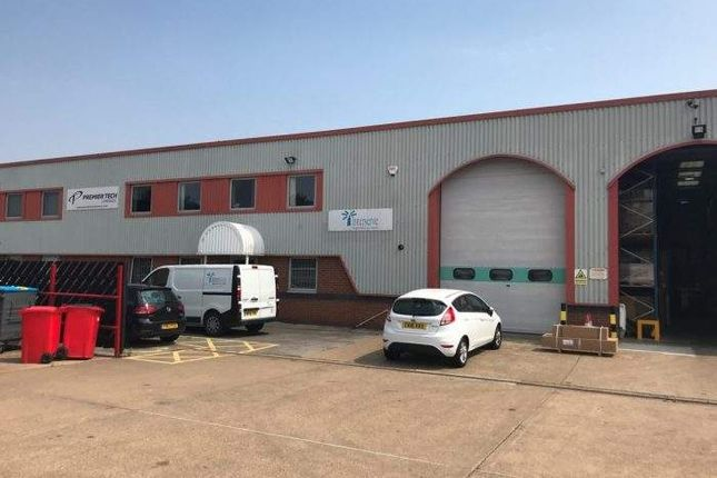 Thumbnail Light industrial to let in Unit 2 Centurion Business Park, Blenheim Industrial Estate, Nottingham