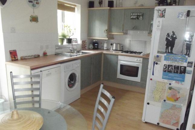Thumbnail Terraced house to rent in Gerddi Quarella.., Bridgend