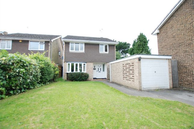Thumbnail Detached house for sale in Hillview, Bicknacre, Chelmsford, Essex