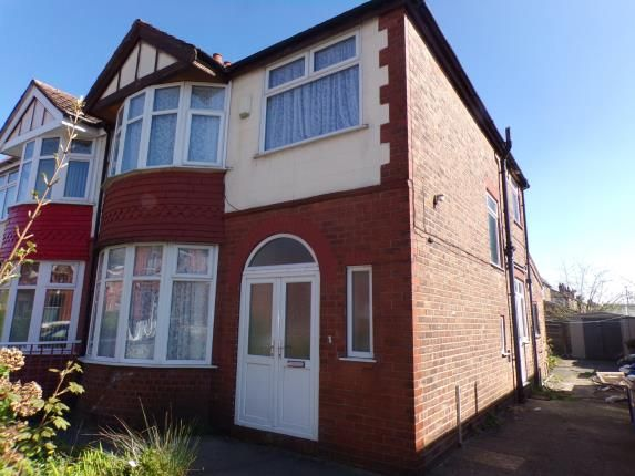 Thumbnail Semi-detached house for sale in Ayres Road, Manchester, Greater Manchester