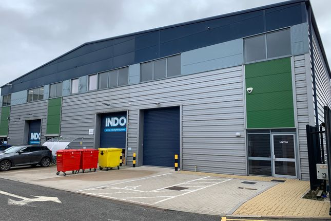 Thumbnail Industrial to let in Unit 20, Chancerygate Business Centre, Southampton