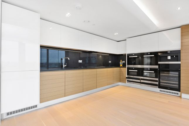 Thumbnail Flat for sale in Merano Residence, Albert Embankment, London