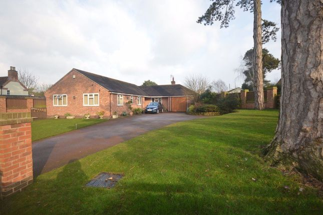 Thumbnail 3 bed bungalow to rent in Church Lane, Widmerpool, Nottingham