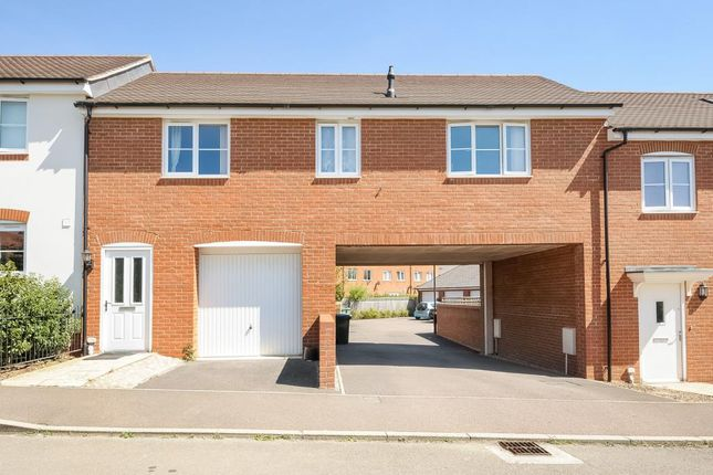 Thumbnail Flat to rent in Culpepper Close, Aylesbury