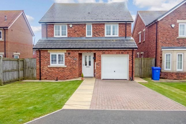 Thumbnail Detached house for sale in Longbeach Drive, Beadnell, Chathill