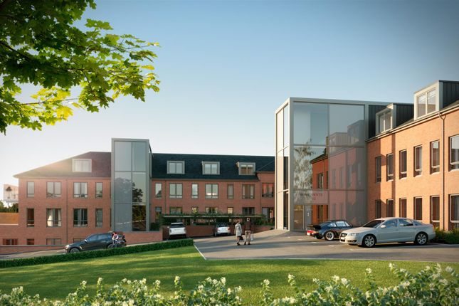 Thumbnail Flat for sale in Provincial Works, The Avenue, Harrogate